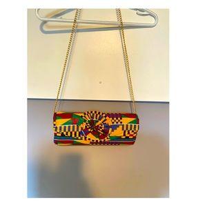 'Kente Chain Purse/Clutch'-Product of Ghana